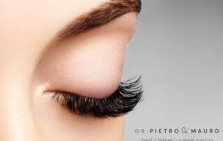 Dark eyelashes - Pietro Di Mauro