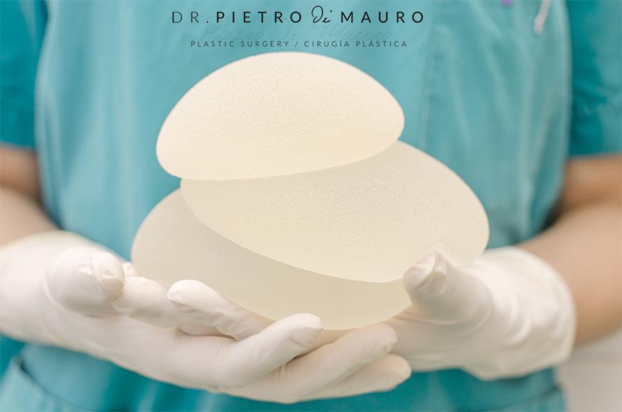 Breast augmentation - Pietro Di Mauro