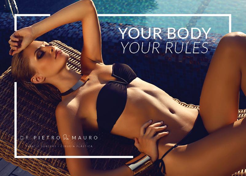 Your body your rules - Pietro Di Mauro
