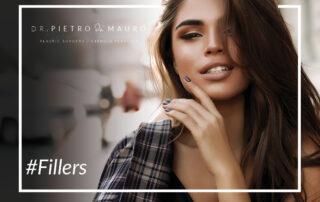 beautiful woman with fillers - Pietro Di Mauro