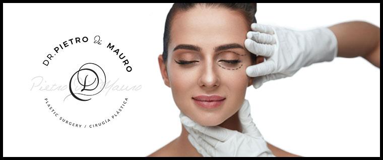 Beautiful eye lift - Pietro Di Mauro