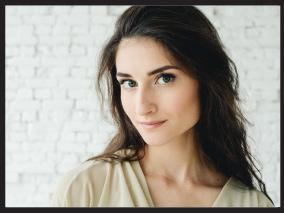 Beautiful woman after facial revitalisation - Pietro Di Mauro