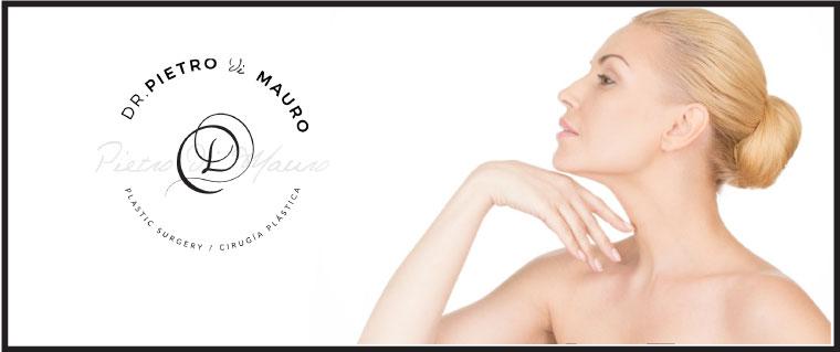 Beautiful blond woman with perfect jawline - Pietro Di Mauro