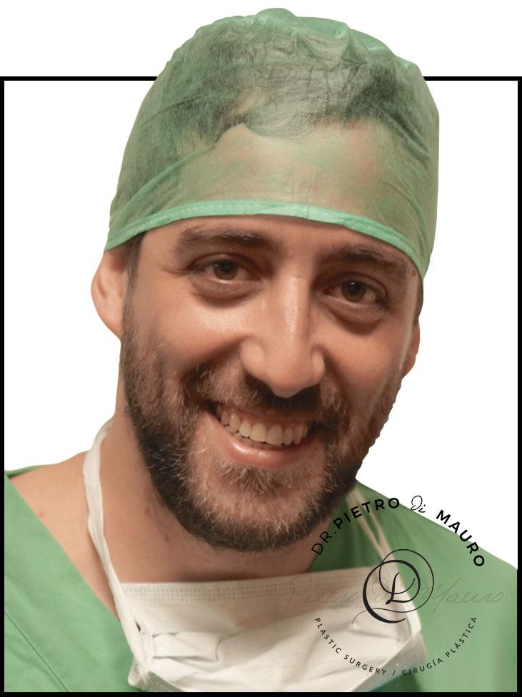 Dr. Pietro Di Mauro plastic surgeon - Pietro Di Mauro