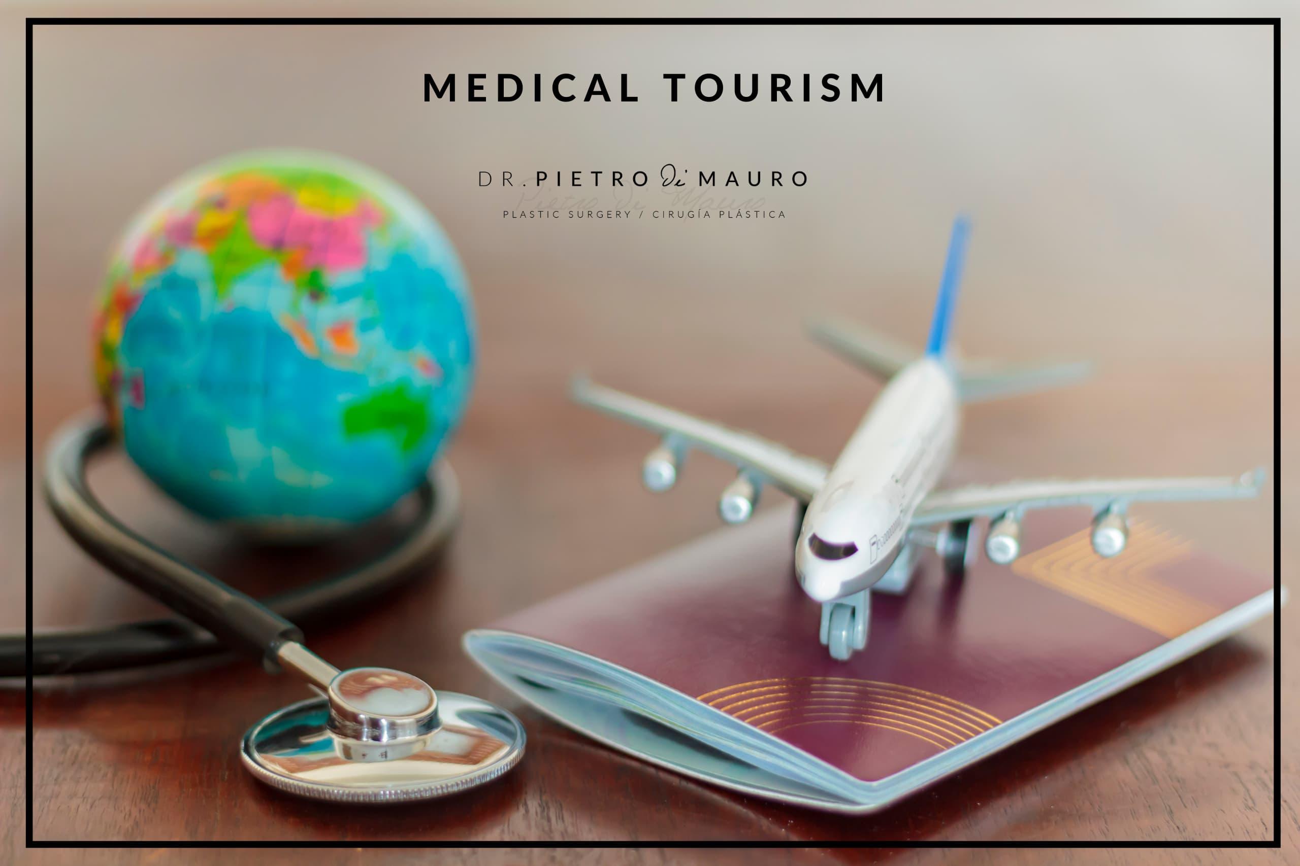 Medial Tourism in Spain Pietro Di Mauro
